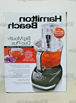 12 4 CUP BIG MOUTH FOOD PROC PERP500 WATTS 2 PROCESSING BOWL
