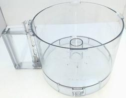 Cuisinart FP-631AGTX 7-Cup Work Bowl with Handle, Clear