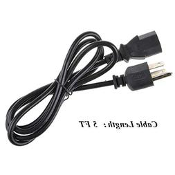 SLLEA AC Power Cord Outlet Socket Cable Plug Lead for Lexico