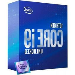 Intel Core i9-10850K Desktop Processor - 10 cores and 20 thr