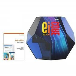 core i9 9900k desktop processor microsoft office
