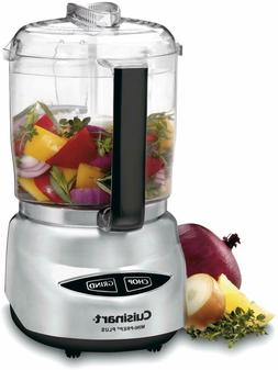 Cuisinart Stainless Steel Mini-Prep Plus 4-Cup Food Processo