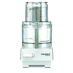 Cuisinart DLC-10SY Pro Classic 7-Cup Food Processor, White