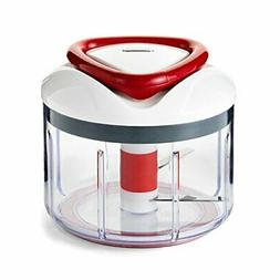 ZYLISS Easy Pull Food Chopper and Manual Food Processor - Ve
