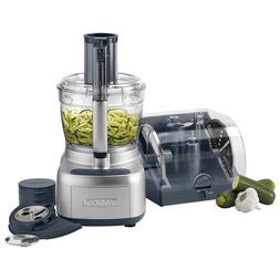 Cuisinart Elemental 13 Cup Food Processor w/ Spiralizer, Pat