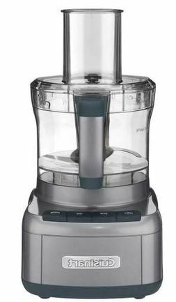 Cuisinart Elemental 8-Cup Food Processor with 3-Cup Bowl in