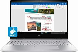 HP Flagship Envy x360 2-in-1 15.6 inch FHD IPS Touchscreen L