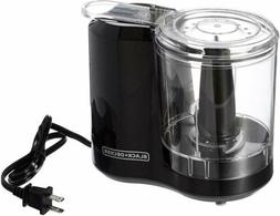 NEW BLACK+DECKER HC300B One-Touch 3 Cup Capacity Electric Fo