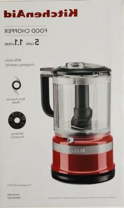 KitchenAid KFC0516ER 5 Cup whisking Accessory Food Chopper,