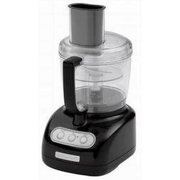KitchenAid KFP720OB 7-Cup Food Processor with 3-Cup Mini Bow