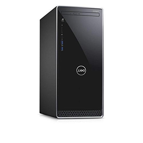 Dell - 8th Gen Core to DDR4 Memory, 2TB High Speed HD 2GB Nvidia 1030, DVD 10 Pro