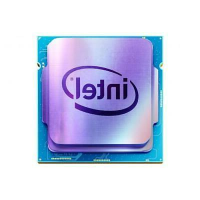 Intel Core Processor 10 and 20 threads Up GH