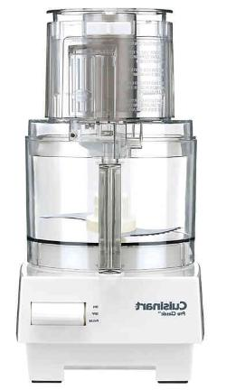 Cuisinart Pro Classic 7-Cup Food Processor in White