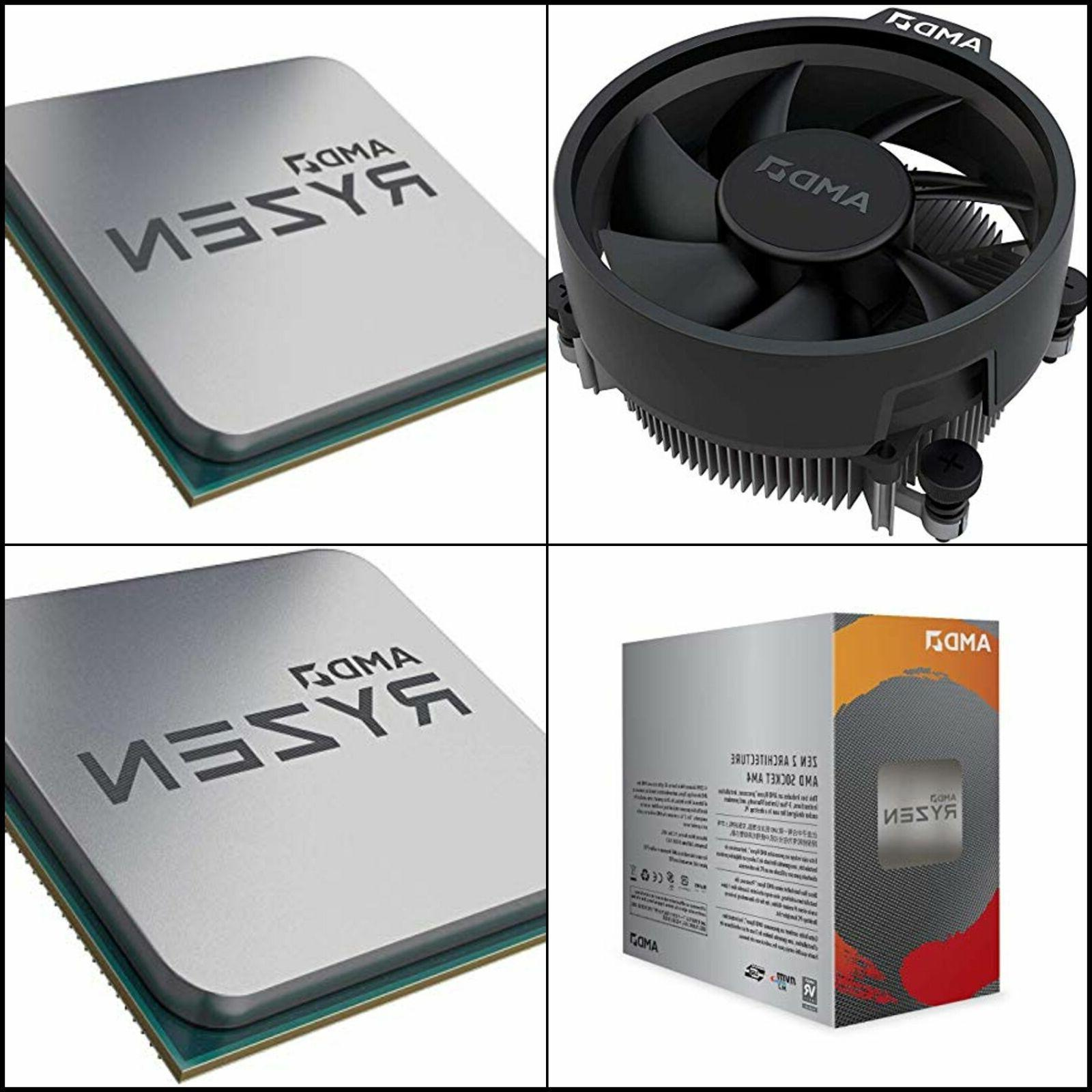 ryzen 5 3600 6 core 12 thread