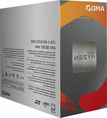 AMD - Ryzen 3600 Six-Core 3.6 GHz Desktop Processor