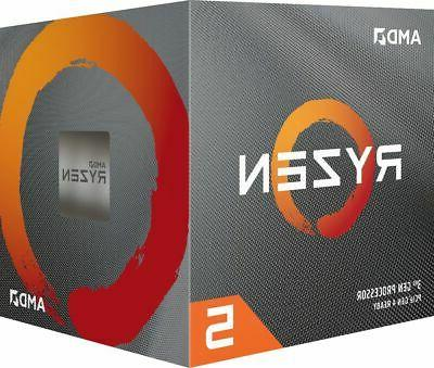 AMD Ryzen 5 3600 Six-Core 3.6 Desktop