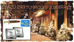 Matched Pair Quad Core 3.0 GHz X5365 SLAED Xeon CPU kit for