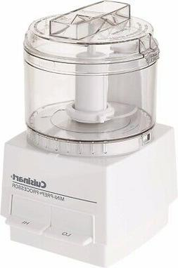 Cuisinart Mini-Prep DLC-1 Food Processor - 21 fl oz  - 2 Spe