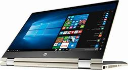 "HP Pavilion x360 14"" FHD WLED Touchscreen 2-in-1 Convertible"