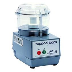 Robot Coupe R 101 B CLR Commercial Food Processor with 2.5-Q
