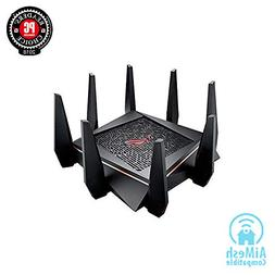 ASUS ROG Rapture GT-AC5300 Tri-band 4x4 AC5300 Gaming WIFI R